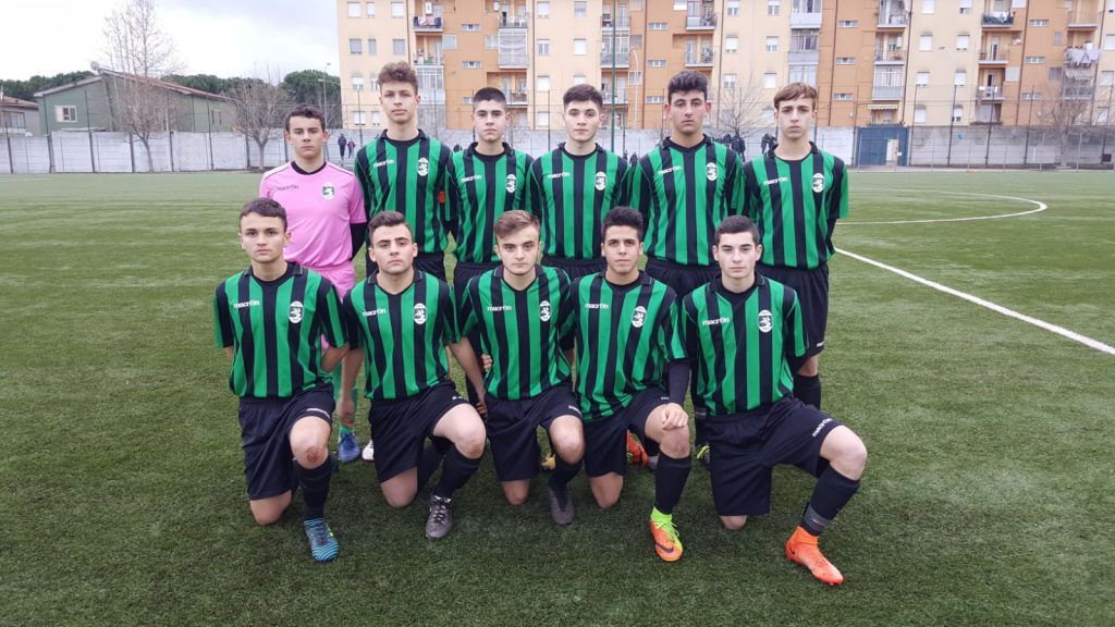 Allievi Regionali: Chieti F.C. – Manoppello Arabona 1 – 0